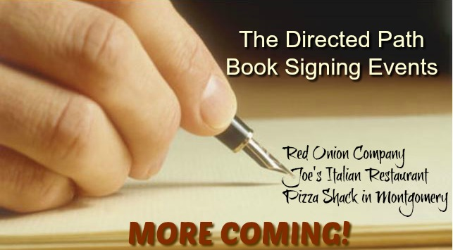 The Directed Path Book Signing Events